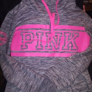 Excellent condition VS Pink Hoodie